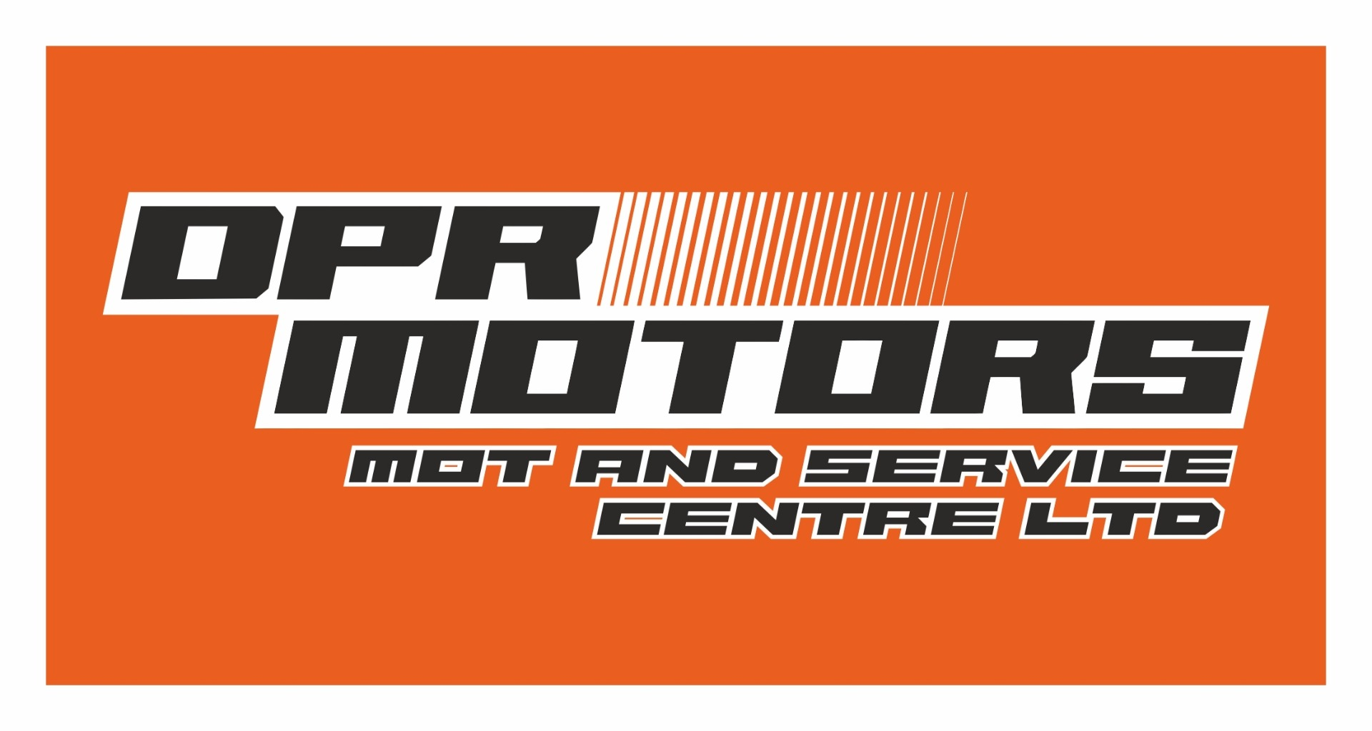 DPR Logo - Servicing & MOT Testing Nottingham